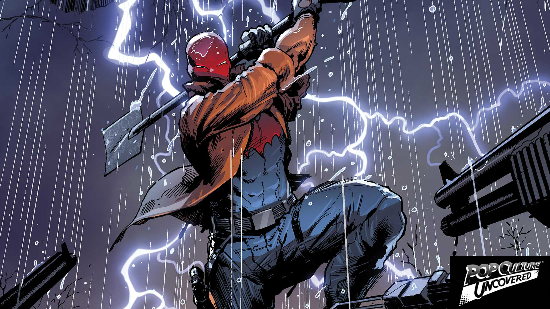 Gotham By Geeks Ep 103 Red Hood And Outlaw Taylor Network Of